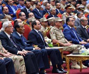 الرئيس السيسي: أحداث 2011 كان لها تأثير سلبى على مفاوضات سد النهضة