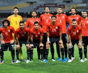 مصر تفوز على بتسوانا وديا في أولى مباريات المنتخب تحت قيادة حسام البدري