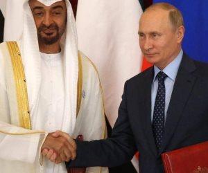 مسئولون إماراتيون يتحدثون عن زيارة بوتين لـ«أبوظبي».. ماذا قالوا؟