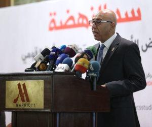 خالد عكاشة: مؤتمر سد النهضة يهدف إلى المساهمة في إثراء النقاش بشأن قضية الرأي العام