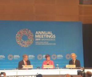 مدير صندوق النقد:مصر نجحت فى وضع شبكة حماية اجتماعية مع تنفيذ الإصلاح