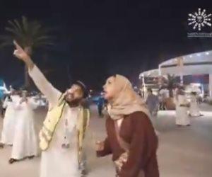 تركي آل الشيخ: أعجبني تواجد ومشاركة الشباب والشابات والشركات السعودية في زيارتي للبوليفارد