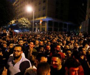 سر المظاهرات العارمة التى اجتاحت لبنان