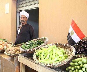 شوف الفرق.. سوق زنين يتحول من عشوائيات إلى منطقة حضارية (صور)