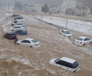 الأرشيف لا يرحم.. إعلام «الإرهابية» يتجاهل غرق قطر في «شبر مياه» ويروج لفيديوهات مزورة عن سيول القاهرة (صور)