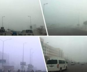 حالة الطقس: انتهاء فرص سقوط أمطار وعودة الشبورة والقاهرة 10 درجات