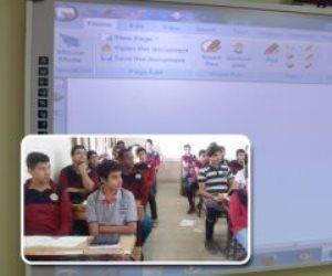 من السبورة الذكية إلى التابلت.. طلاب الثانوي يتحدثون عن تفعيل البنية التكنولوجية؟