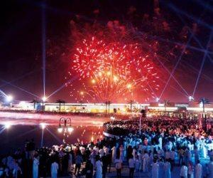 بطريق في السعودية!!.. هنا موسم الرياض (فيديو)