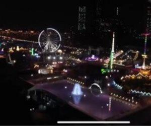 فعاليات موسم الرياض.. أكبر صالة تزلج في الشرق الأوسط (فيديو)