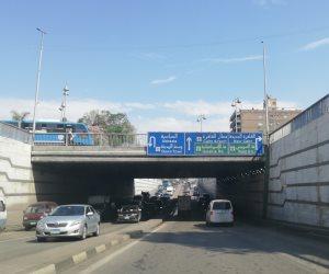 صور.. إعادة فتح نفق العروبة بمصر الجديدة أمام حركة المرور بعد شفط مياه الأمطار