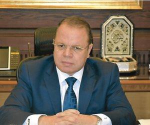 النائب العام يهنئ رئيس محكمة النقض عقب أدائه اليمين القانونية