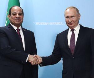 تفاصيل قمة السيسي وبوتين.. بحث استئناف الرحلات الجوية الروسية إلى مصر ومحطة الضبعة