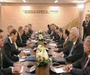 السيسي يدعو بوتين لحضور مراسم وضع حجر أساس محطة الضبعة والمنطقة الاقتصادية