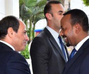 رئيس وزراء إثيوبيا: تصريحاتى بالبرلمان حول سد النهضة تم اجتزاؤها من سياقها