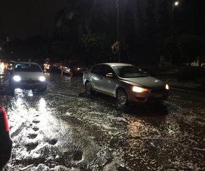 على جميع المحافظات.. الري: هطول ضعف كميات الأمطار المعتادة لمدة 6 ساعات