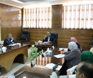 تفاصيل وامتيازات إجتماع المجلس الاستشاري لذوي الاحتياجات الخاصة بشمال سيناء (صور)