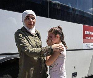 « العفو الدولية» تكشف جريمة جديدة للسفاح أردوغان بحق لاجئي سوريا