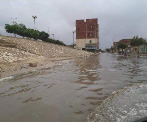 محافظ شمال سيناء: مواصلة عمل غرفة العمليات وتوفير كافة احتياجات المواطنين في الأمطار