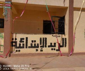 تواصل جهود الدولة لدعم التعليم بوديان وقرى وسط سيناء..إنشاء 39مدرسة يدرس بها1639طالبا و851موظفا (صور)