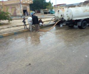 محافظ شمال سيناء يؤكد: عودة الحياة لطبيعتها بالشوارع والأسواق واستمرار رفع حالة الطوارئ (صور)