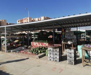 منافذ الخير.. تعرف على أول سوق بمدينة الشروق لتوفير السلع الغذائية