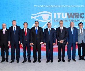 على أرض مصر.. 140 دولة تجتمع لوضع سياسات تطبيق تقنية الجيل الخامس للاتصالات