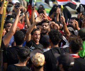 حظر تجول واحتجاجات للطلبة.. مظاهرات العراق تشتعل في يومها الرابع