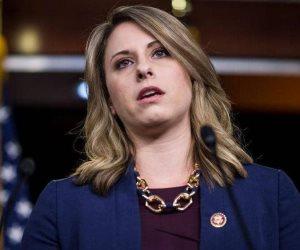 فضيحة جنسية تطيح بنائبة أمريكية من الكونجرس.. كايتي ثنائية الميول و«المحافظين» وراء الأزمة