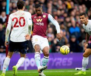 تريزيجيه يسجل فى خسارة استون فيلا ضد ليفربول بالدوري الانجليزي