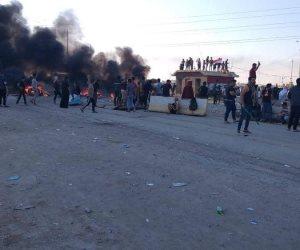 آخر أخبار مظاهرات العراق.. لماذا تجددت الاحتجاجات مام ميناء أم قصر بالبصرة؟