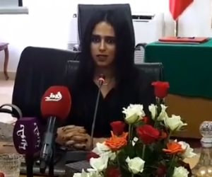 فيديو.. شيخة آل ثانى تدعو ملك المغرب لحضور فعاليات كأس العالم للأيتام
