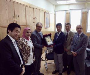 """""""نهضة اليابان"""" فى ندوة بكلية اللغات بجامعة مصر للعلوم والتكنولوجيا"""