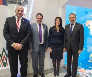 تفاصيل افتتاح الجناح المصري المشارك في فعاليات بورصة لندن الدولية للسياحة WTM2019