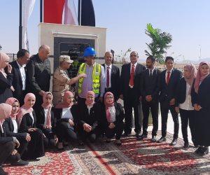"""""""شوشة"""": افتتاح مصنع الجفجافة بداية للاستغلال الأمثل لثروات وسط سيناء (صور)"""