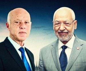 """ليبيا توسع الخلاف بين الرئاسة التونسية ورجل الإخوان """"الغنوشي"""""""