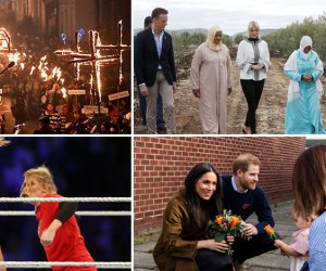احتفالات العالم في أسبوع.. استعراض لأبطال مصارعة اتحاد WWE بالسعودية بمشاركة نسائية
