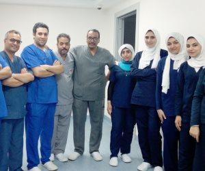 وكيل صحة شمال سيناء: انتهاء حالات قوائم الانتظار والطوارئ بوحدة قسطرة القلب بمستشفى العريش (صور)