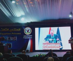 مساعد وزير الداخلية للسجون: نفحص كافة شكاوى النزلاء والأجهزة الرقابية تتابع