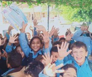 انطلاق حملة لتوعية طلاب المدارس بأهمية المياه وكيفية المحافظة عليها بشمال سيناء (صور)