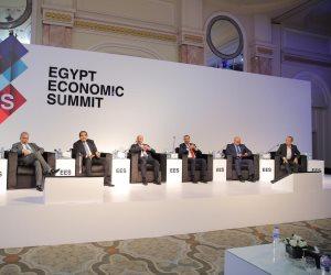 الجلسة الثانية بقمة مصر الاقتصادية.. الحكومة تعطي أولوية للتحول الرقمي وشركات الاتصالات تطالب بتوعية المواطنين