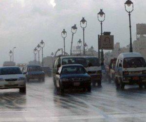 الأرصاد: اليوم أمطار على الوجه البحرى والقاهرة والصغرى بالعاصمة 10درجات