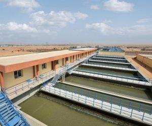 مصر في عهد السيسي غير.. مشروعات جديدة في قطاع مياه الشرب والصرف الصحي بـ2 مليار جنيه في الغربية