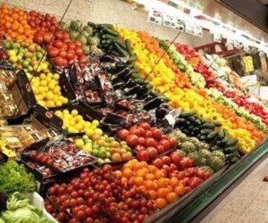 أسعار الخضروات والفاكهة اليوم الأحد 1-3-2020.. التفاح بـ 17 جنيها للكيلو