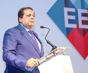 محمد أبو العينين من قمة مصر الاقتصادية: مصر وضعت رؤى لتحقيق تنمية تليق بمكانتها