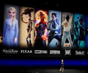 الاختراق يلاحق الكبار.. نيويورك تايمز: رسالة «رالف حطم الإنترنت» تضرب منصة «Disney+» في أول يوم إطلاق