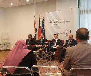سفير ألمانيا بالقاهرة: بدون مصر لن يحدث سلام بالمنطقة لأنها صمام الاستقرار
