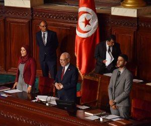 """إخوان كاذبون.. """"النهضة"""" يتراجع ويمنح الثقة للحكومة بشرط 6 حقائب وزارية"""