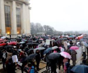 رفضا لليمين المتطرف.. مسيرة الإسلاموفوبيا بفرنسا لوقف اضطهاد المسلمين