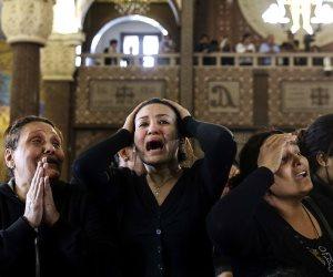 تهجير 75 عائلة مسيحية  في شمال شرق  سوريا ونهب ممتلكاتهم علي يد الجيش التركي