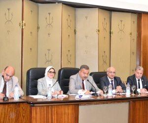 وزيرة الصحة تعلن إطلاق المبادرة الرئاسية للكشف عن أمراض الكلي والكشف عن الزهري وفيروس بي للحوامل